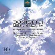 Messa Di Requiem Per Soli Coro a 4 , Donizetti