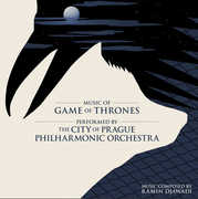 Music of Game of Thrones , City of Prague Philharmonic Orchestra