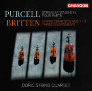 String Quartets 1-3 /  Three Divertimenti