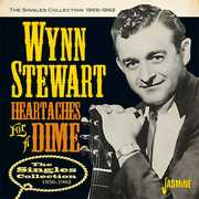 Heartaches For A Dime: Singles Collection 1956-1962 [Import] , Wynn Stewart