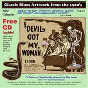 Classic Blues Artwork 1920's Calendar 2006 /  Various