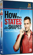 How the States Got Their Shapes: Season 1 , Brian Unger