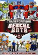 Transformers Rescue Bots: Roll to the Rescue , Jason Marsden