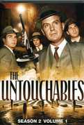 The Untouchables: Season 2 Volume 1 , Bruce Gordon