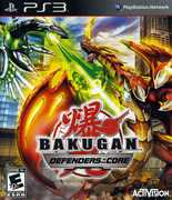 Bakugan 2: Defenders of the Core for PlayStation 3