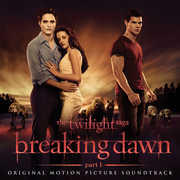 The Twilight Saga: Breaking Dawn, Part 1 (Original Soundtrack) , Various Artists