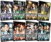 The Untouchables: Complete Series Pack , Alan Baxter