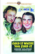 Gold Is Where You Find It , George Brent