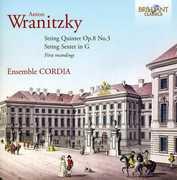 String Quintet & String Sextet , Ensemble Cordia
