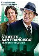 The Streets of San Francisco: Season 5 Volume 2 , Alan Fudge