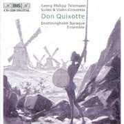 Don Quixote /  Suites , Drottningholm Baroque Ensemble
