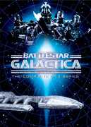 Battlestar Galactica: The Complete Epic Series , Herbert Jefferson Jr.