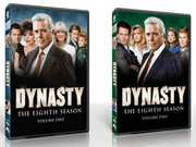 Dynasty: The Eighth Season Volume 1 and 2 , Jack Coleman