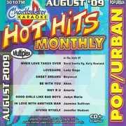 Karaoke: Pop/ Urban - August 2009 , Various Artists