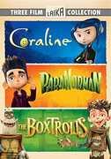 Coraline /  ParaNorman /  The Boxtrolls , Casey Affleck