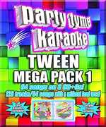 Party Tyme Karaoke: Tween Mega Pack 1 , Various Artists