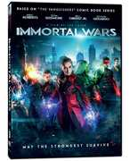 The Immortal Wars , Tom Sizemore
