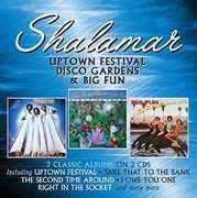 Uptown Festival /  Disco Gardens /  Big Fun [Import] , Shalamar