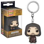 FUNKO POP! KEYCHAIN: Lord of the Rings /  Hobbit - Aragron