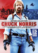 15-Film Action Pack featuring Chuck Norris , Chuck Norris
