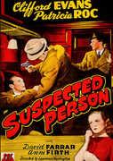 Suspected Person , Clifford Evans