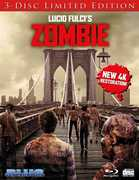 Zombie (3-Disc Limited Edition) , Tisa Farrow
