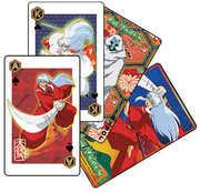 Inuyasha Playing Card