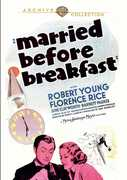 Married Before Breakfast , Robert Young