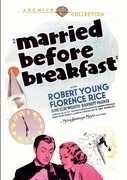 Married Before Breakfast , Robert Young