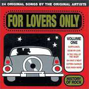 History of Rock 1: For Lovers Only /  Various