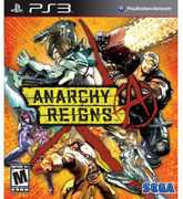 Anarchy Reigns for PlayStation 3