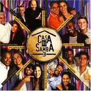 Casa de Samba 3: Ao Vivo /  Various [Import] , Various Artists