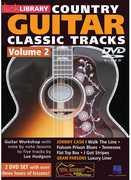 Learn Country Guitar Classic Tracks, Volume 2 , Lee Hodgson