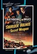 Sherlock Holmes and the Secret Weapon , Basil Rathbone