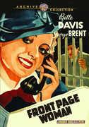 Front Page Woman , Bette Davis