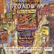 Greatest Hits: Broadway /  Various , Various Artists