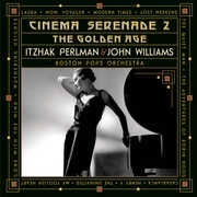 Cinema Serenade, Vol. 2 , John Williams