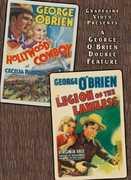 Hollywood Cowboy (1937) /  Legion of the Lawless (1940) , George O'Brien