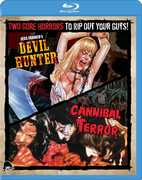 Devil Hunter /  Cannibal Terror , Robert Foster
