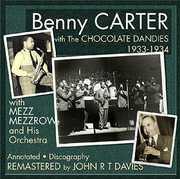 With the Chocolate Dandies & Mezz Mezzrow , Benny Carter