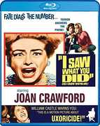 I Saw What You Did , Joan Crawford