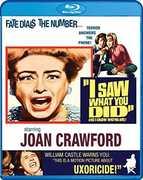 I Saw What You Did , Joan Crawford