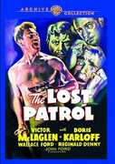 The Lost Patrol , Victor McLaglen