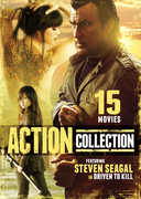 15 Action Movies Featuring Steven Seagal In Driven To Kill , Carol Alt