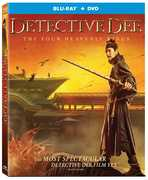 Detective Dee: The Four Heavenly Kings , Carina Lau