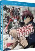 Blood Blockade Battlefront And Beyond: Season Two , Phil Parsons