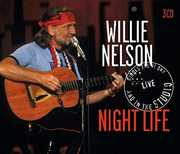 Night Life /  Live & In The Studio [Import] , Willie Nelson