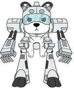 "FUNKO POP! ANIMATION: Rick & Morty - Exskeleton Snowball 6"""