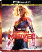 Captain Marvel , Brie Larson