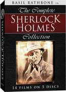 The Complete Sherlock Holmes Collection , Edmund Breon